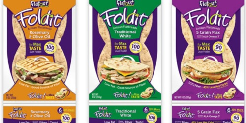 Target: Flatout Flatbread Only $1