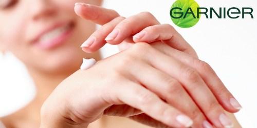 600 Garnier Hand Cream Testers Needed