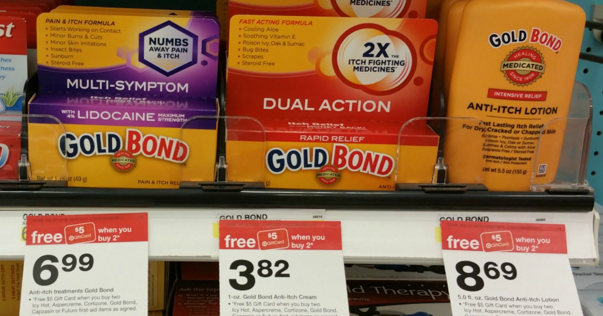 graphic relating to Icy Hot Coupons Printable known as Focus: Good Bargains upon Gold Bond, Icy Sizzling, Cortizone-10