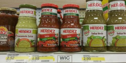 *New* Herdez Salsa Coupon = Only $1.44 at Target