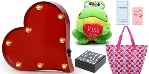 Hollar.com: Score Great Deals On Valentine's Day Gifts – As Low As $1