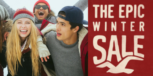 Hollister: Up To 70% Off Clearance + $10 Off $50 = Great Deals On Jackets & More