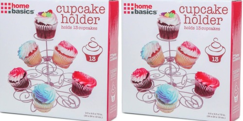 Hollar: Home Basics Cupcake Tower Only $2 + Monster High Items Starting at Just $1