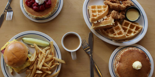 Raise.com: $10 Off a $25+ IHOP or Denny's Gift Card Purchase (NEW Customers)