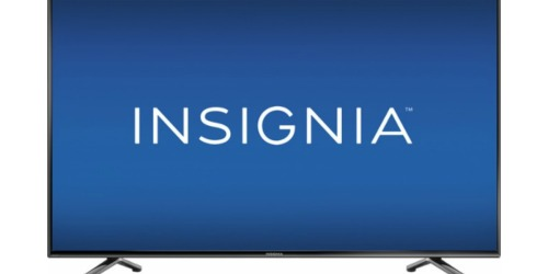 BestBuy.com: Insignia 55″ HDTV Only $279.99 Shipped (Regularly $379.99)