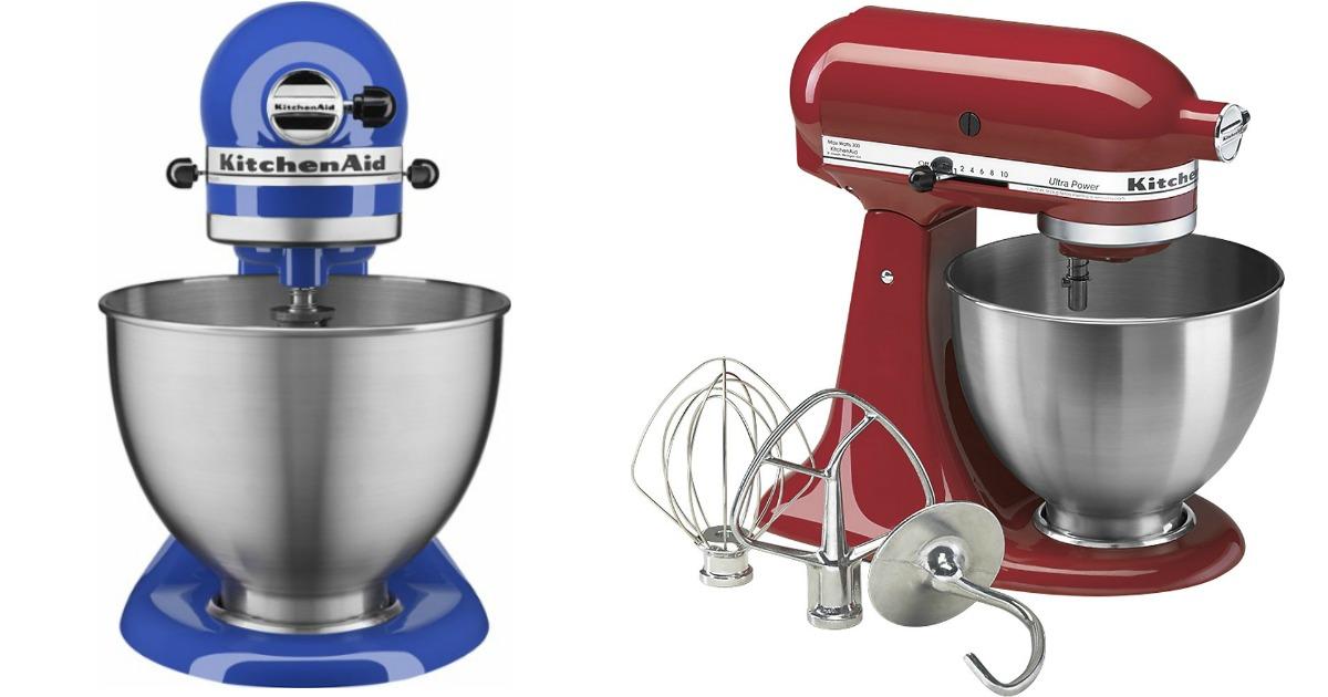 Best Buy Kitchenaid 4 5 Quart Stand Mixer Only 174 99