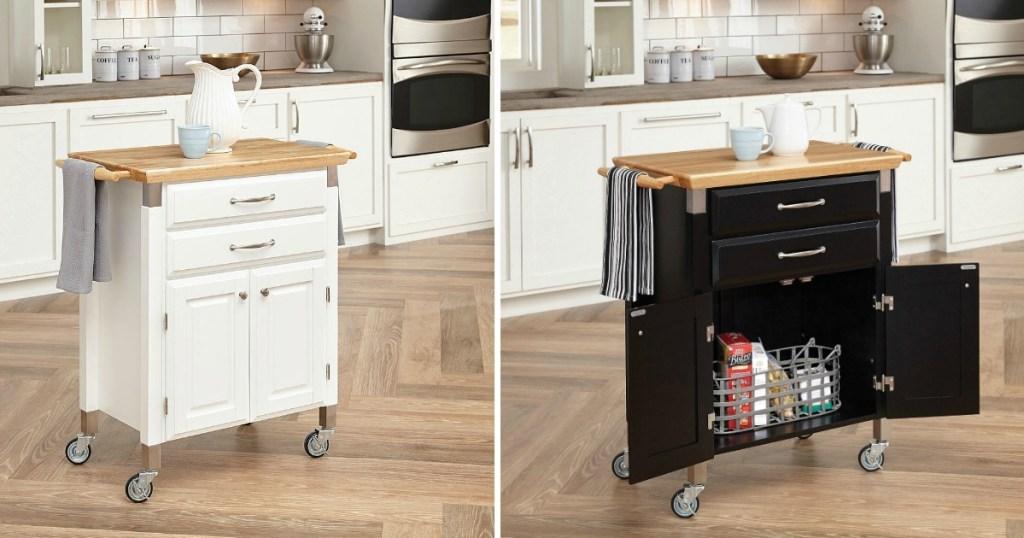 kitchen-storage-cart
