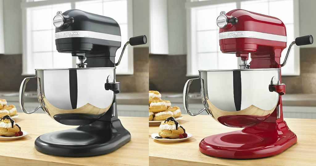 Kohl\'s.com: KitchenAid Pro 600 Stand Mixer $333 Shipped ...