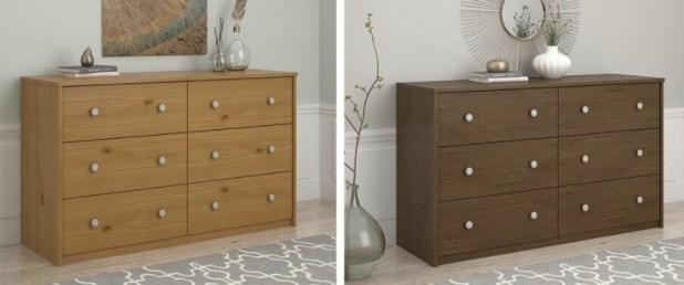 Kmart 6 Drawer Dresser Only 79 99 Reg 129 99 Earn