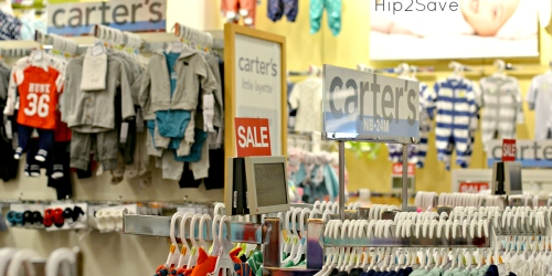 Kohl's.com: 20% Off Baby Items = BIG Savings on Carter's Clothing, Towels & More