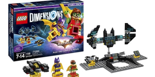 Pre-Order LEGO Dimensions Story Pack The LEGO Batman Movie Only $29.99 (Regularly $49.99)