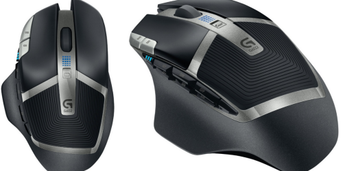 Logitech Wireless Gaming Mouse Only $39.99 (Regularly $79.99)