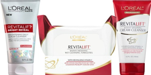 Walgreens: L'Oreal Revitalift Cleansers Only $1.83 (Regularly $7.29)