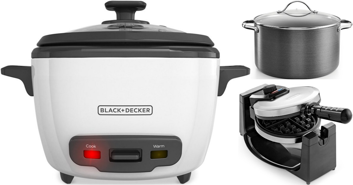 Macys Select Kitchen Items Just 999 After Rebate Great Wedding