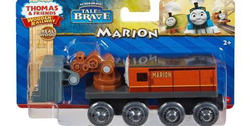 Amazon: Fisher-Price Thomas the Train Wooden Railway Marion Only $8.99 (Regularly $16.99)