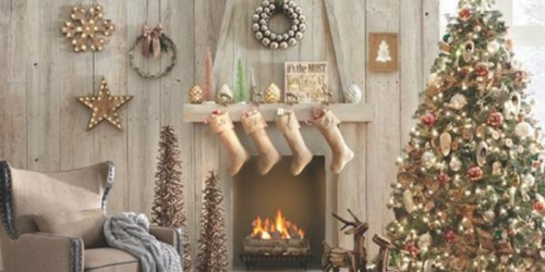 Home Decorators Collection: 75% Off Holiday Decor by Martha Stewart Living + Free Shipping
