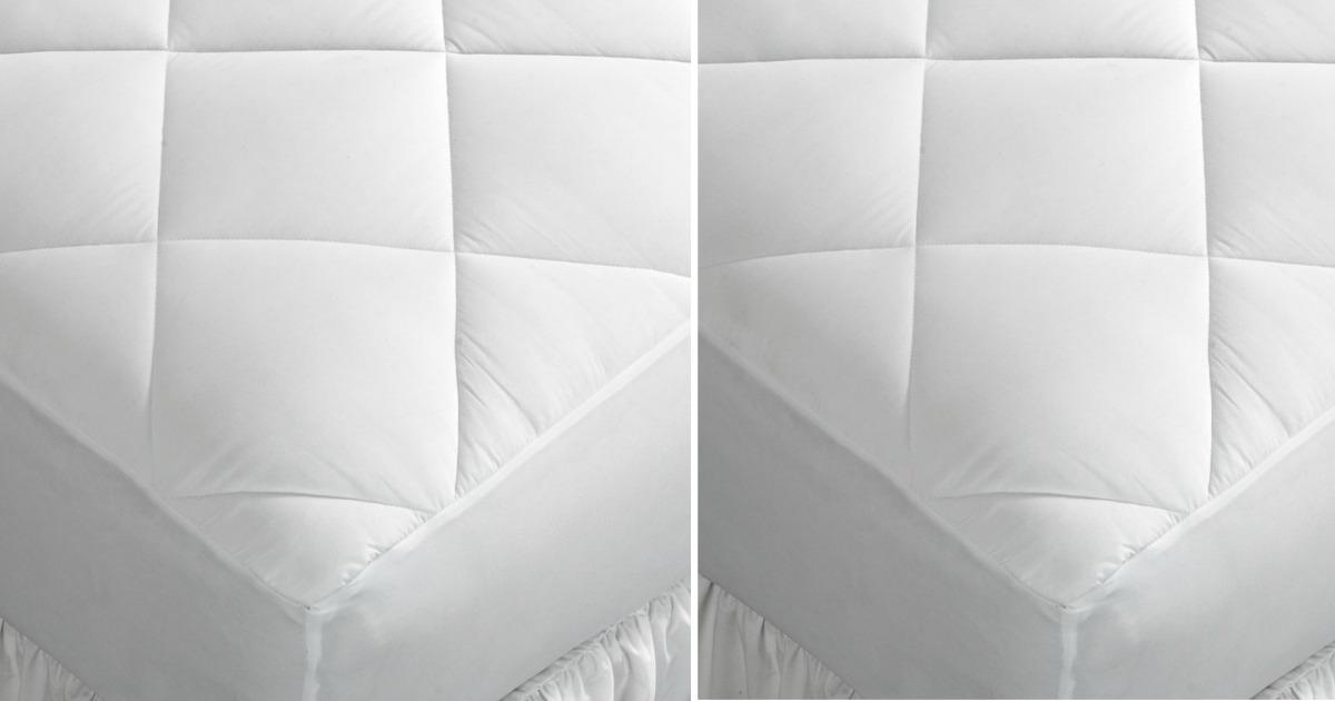 Macy's: Home Design Down Alternative Mattress Pad