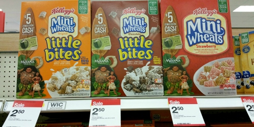 Target: Select Kellogg's Cereals ONLY $1.50 Each