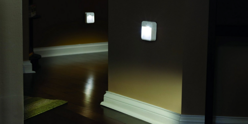 Amazon: Highly Rated Motion Sensor LED Lights 3-Pack Only $15.49 (Regularly $26.55)