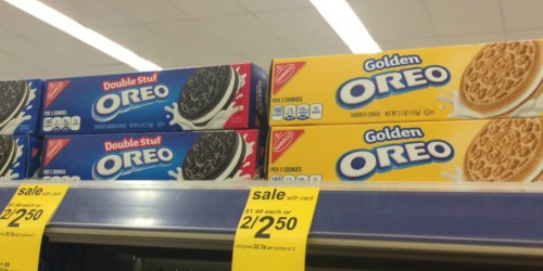 Nice Deals on Nabisco Cookies at CVS and Walgreens (After Checkout 51)