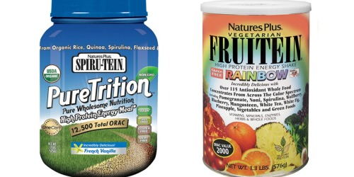 FREE Natures Plus Samples (Prenatal Multivitamins, Animal Parade Gummies & More)