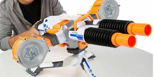 NERF N-Strike Elite Rhino-Fire Blaster Only $69.99 Shipped (Regularly $99.99)