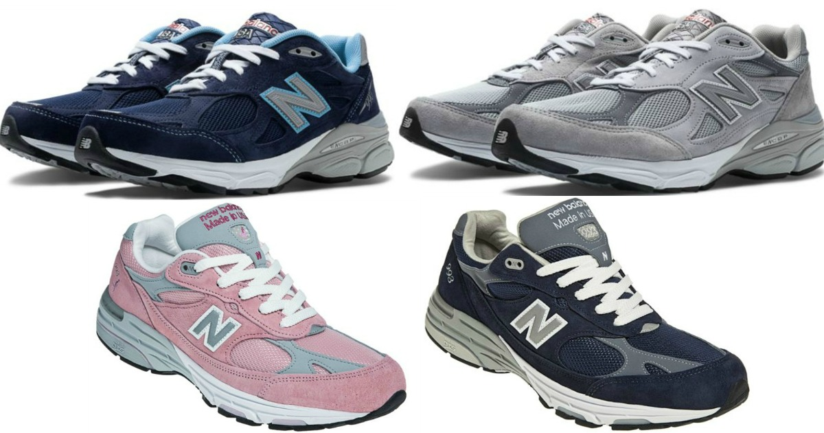 new products e5856 39683 New Balance Men's & Women's Classic 993 Running Shoes Only ...