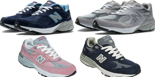 New Balance Men's & Women's Classic 993 Running Shoes Only $99.99 Shipped