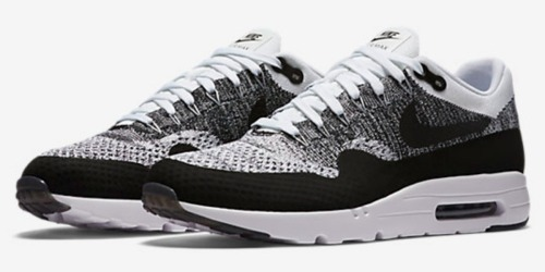 Nike Air Max Ultra Flyknit Men's Shoes Only $79.97 (Regularly $160)