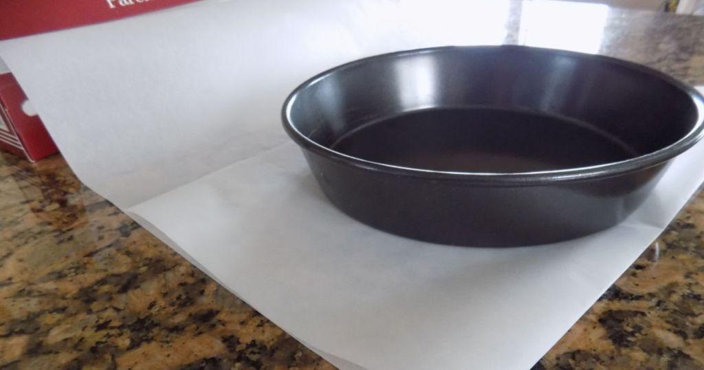 baking cake hack