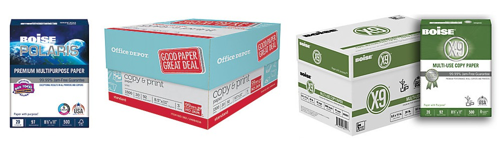 Office Depot/OfficeMax: FREE File Boxes + Nice Deals On