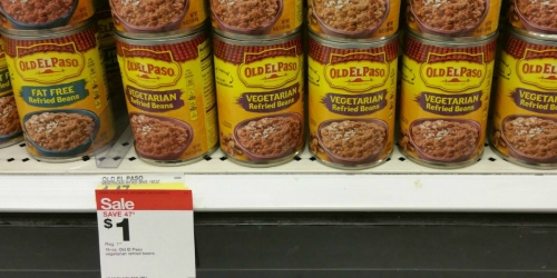 New General Mills Coupons = Old El Paso Refried Beans Just 50¢ Each at Target + More