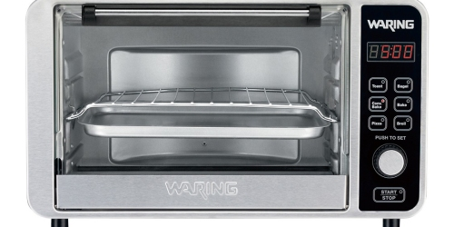 Best Buy: Waring Pro Convection Toaster/Pizza Oven Only $59.99 Shipped (Regularly $119.99)