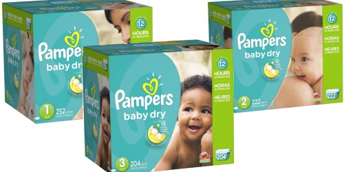 Amazon Family: Luvs & Pampers Diapers as Low as ONLY 10¢ Each + Free Shipping