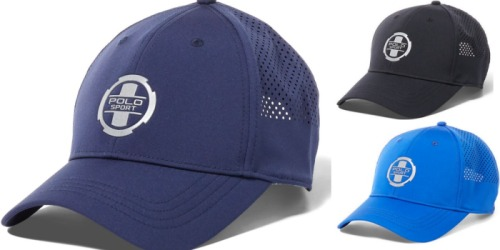 RalphLauren.com: Extra 40% Off Sale Items = Polo Caps Only $8.99 (Regularly $35) & More