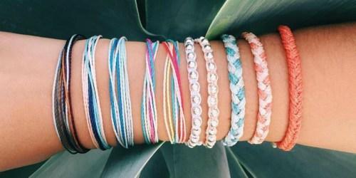 PuraVida: 35% Off Entire Purchase = Originals Bracelets Only $3.25 Each