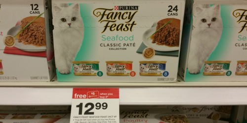 Target Shoppers: 25% Off Purina Pet Food & Treats + Free $5 Gift Card Offer