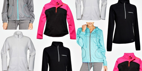 REI Garage: Up to 65% Off Select Jackets = Women's Under Armour Jacket $39.73 (Reg. $79.99) + More