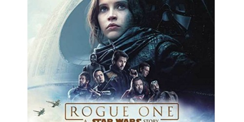 Target.com: Rogue One A Star Wars Story Blu-ray + DVD AND $5 Target Card Only $24.99 (Pre-Order)