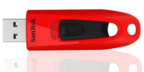 BestBuy.com: SanDisk 64GB USB Flash Drive Only $17.99 (Regularly $59.99)