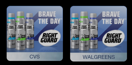 Right Guard Offer