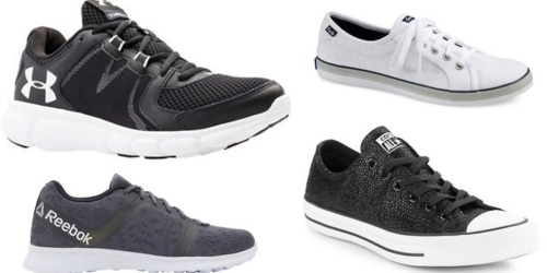 Lord & Taylor: 70% Off Select Shoes – Under Armour, Converse, Reebok & Much More