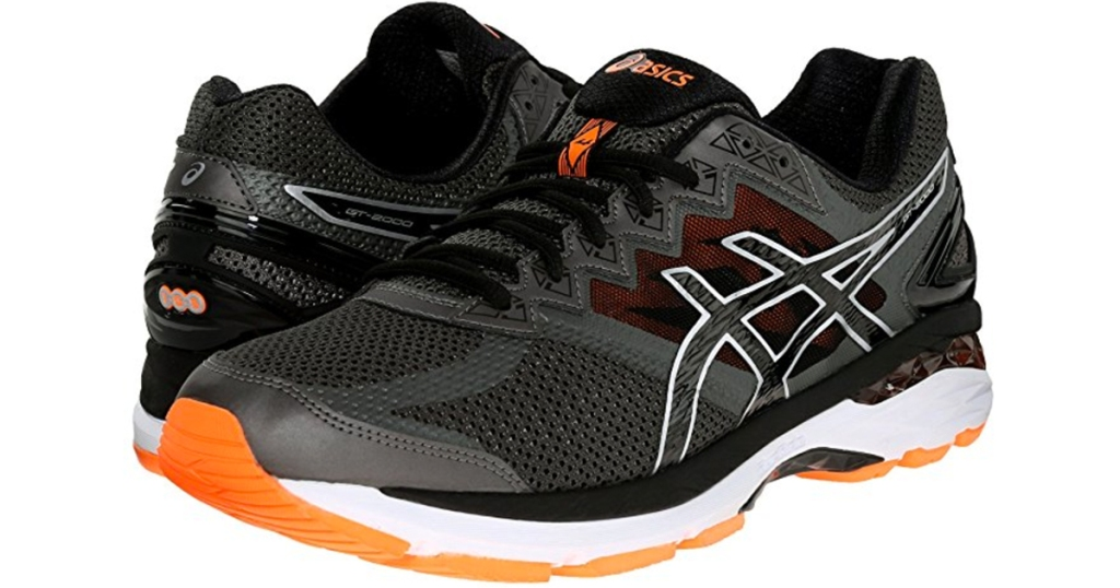 6d976d1594193 Amazon: ASICS Men's GT-2000 4 Running Shoes Only $78.99 Shipped ...