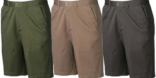Kohl's Cardholders: Men's Apt. 9 Shorts Only $6.16 Each Shipped (Regularly $44)