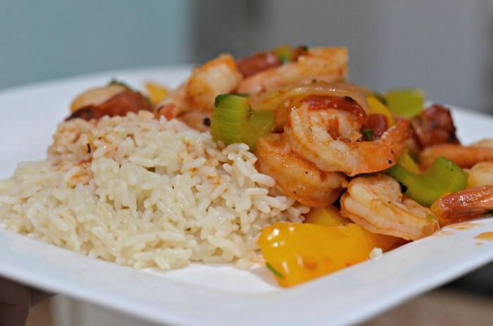 shrimp-sofrito