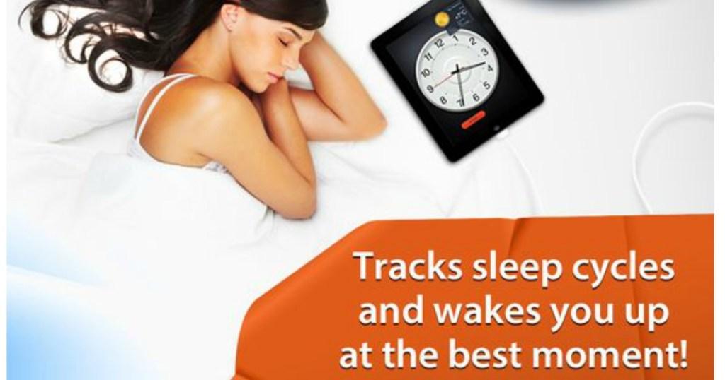 FREE Smart Alarm Clock: Sleep Cycle & Snoring Recorder iTunes App