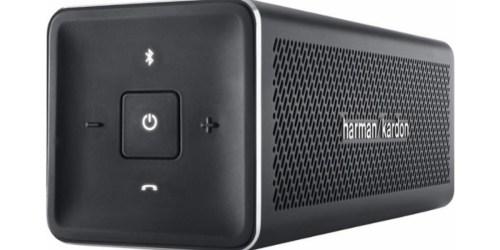 Best Buy: Harman Kardon One Portable Bluetooth Speaker $89.99 Shipped (Reg, $199.99)