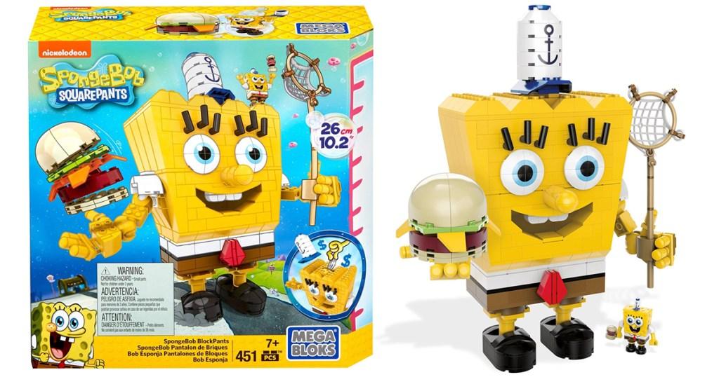Sponge Bob Mega Bloks