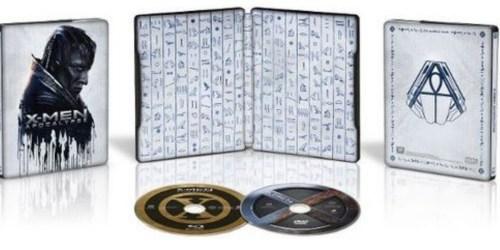 BestBuy.com: X-Men Apocalypse SteelBook Combo Pack Only $14.99 (Regularly $27.99)