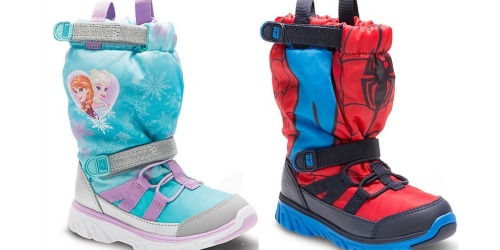 Stride Rite: Character Snow Boots Only $29.95 Shipped (Regularly $60) + More
